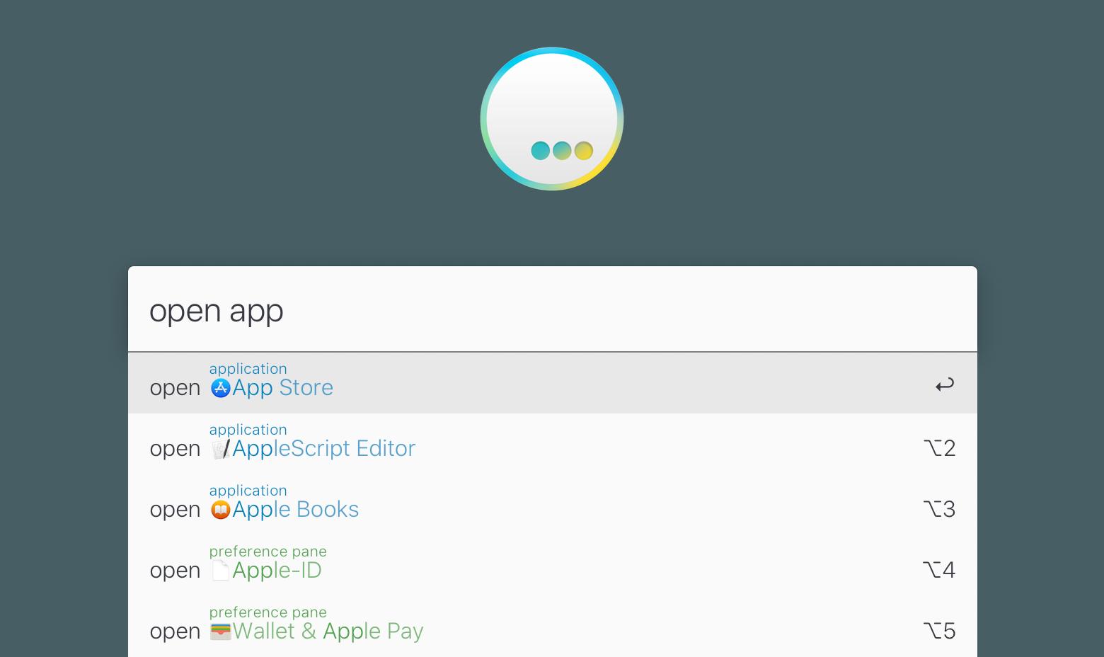 Lacona : Assistant clavier pour les commandes Mac