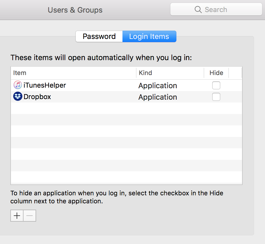 Map network drive on macOS remount
