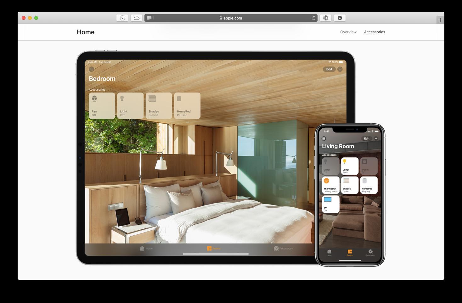 configure Home app Mac iPhone