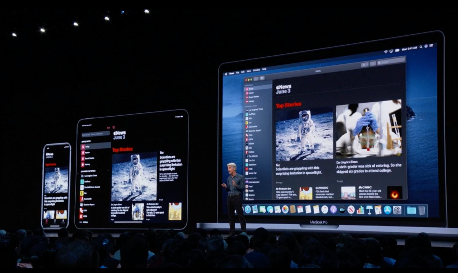 Mac apps instead of iTunes