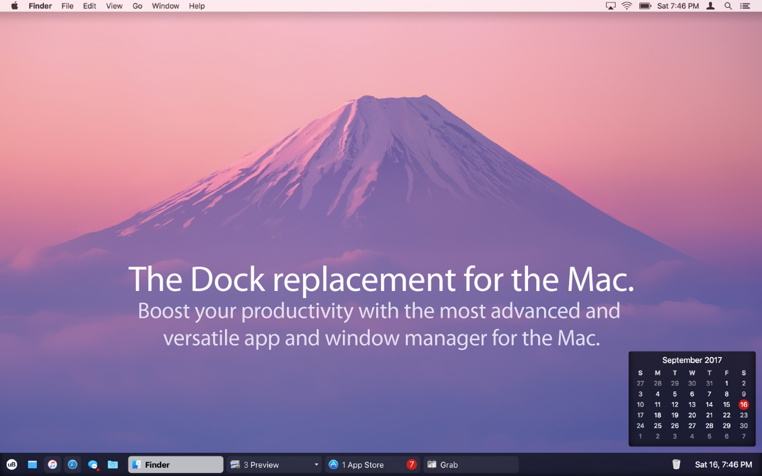 doc replacement mac