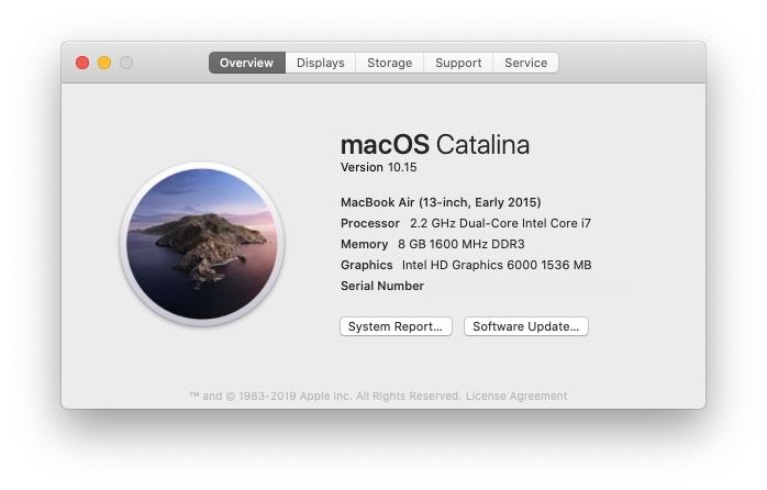 Mac overview specifications processor