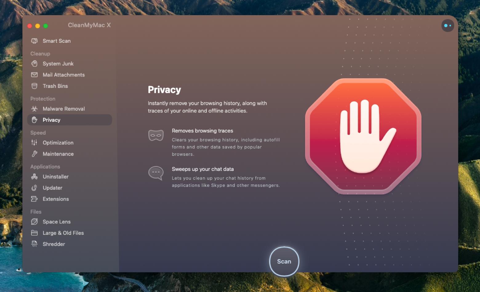 mac-privacy-sweep-cleanmymac-x