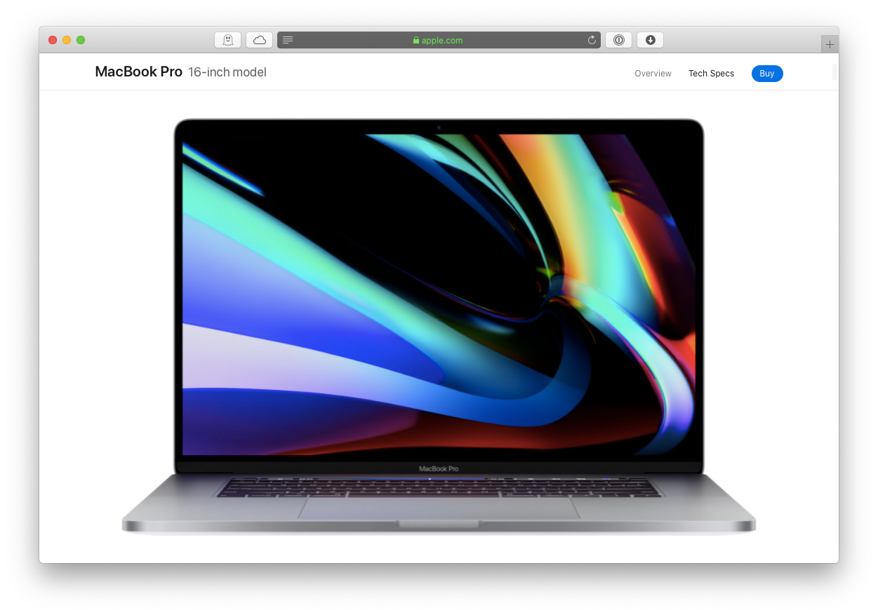 MacBook Pro video editing Mac