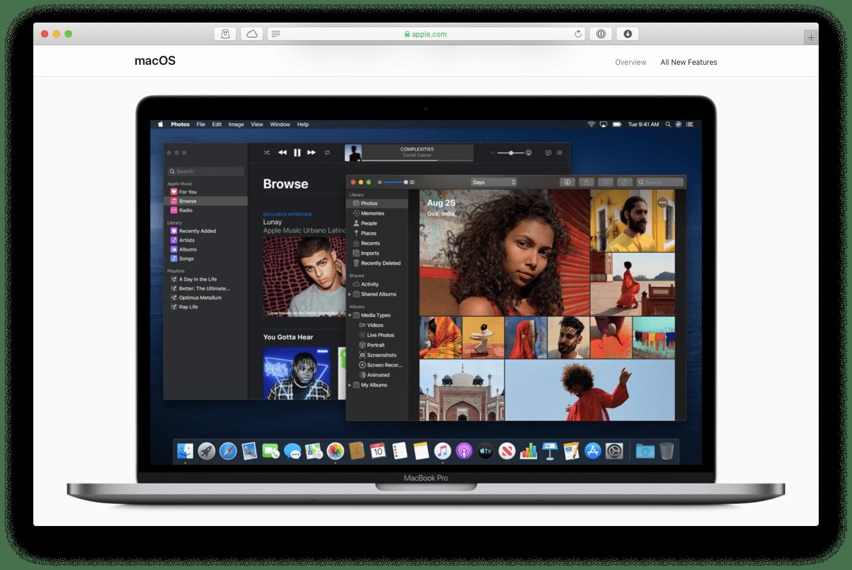 macOS vs Windows operating system