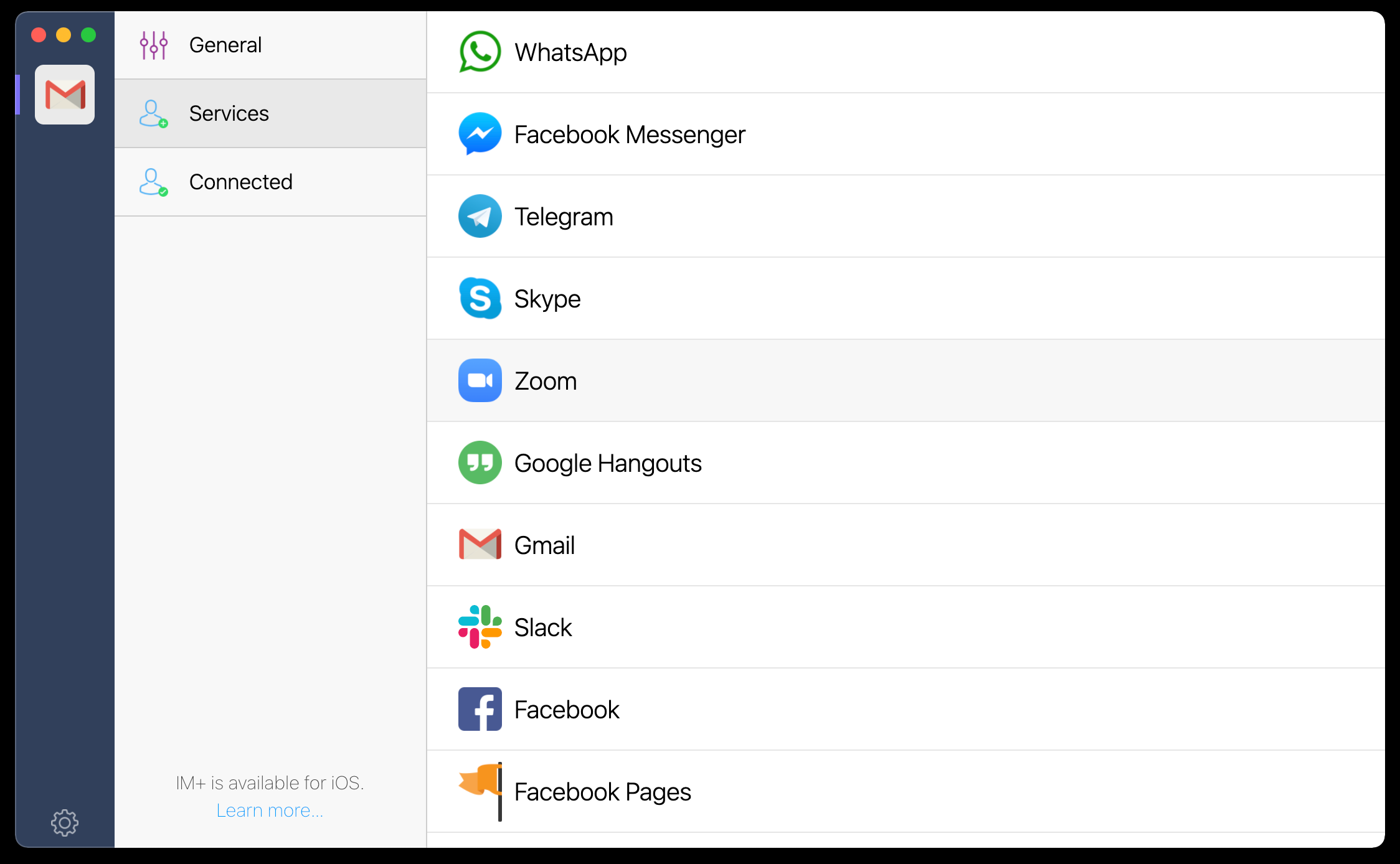 manage gmail contacts
