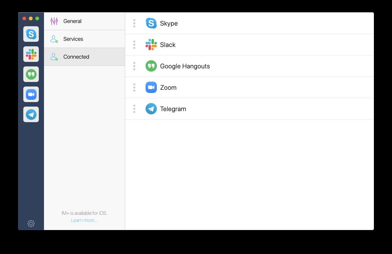 messenger chat Mac Google