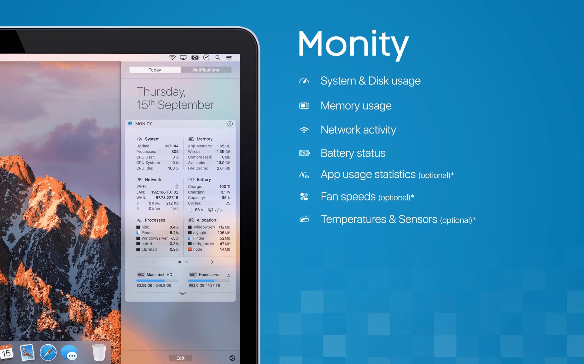monity monitor