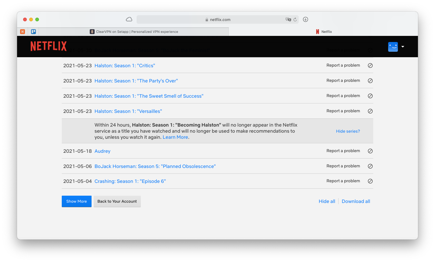 netflix-delete-history-mac