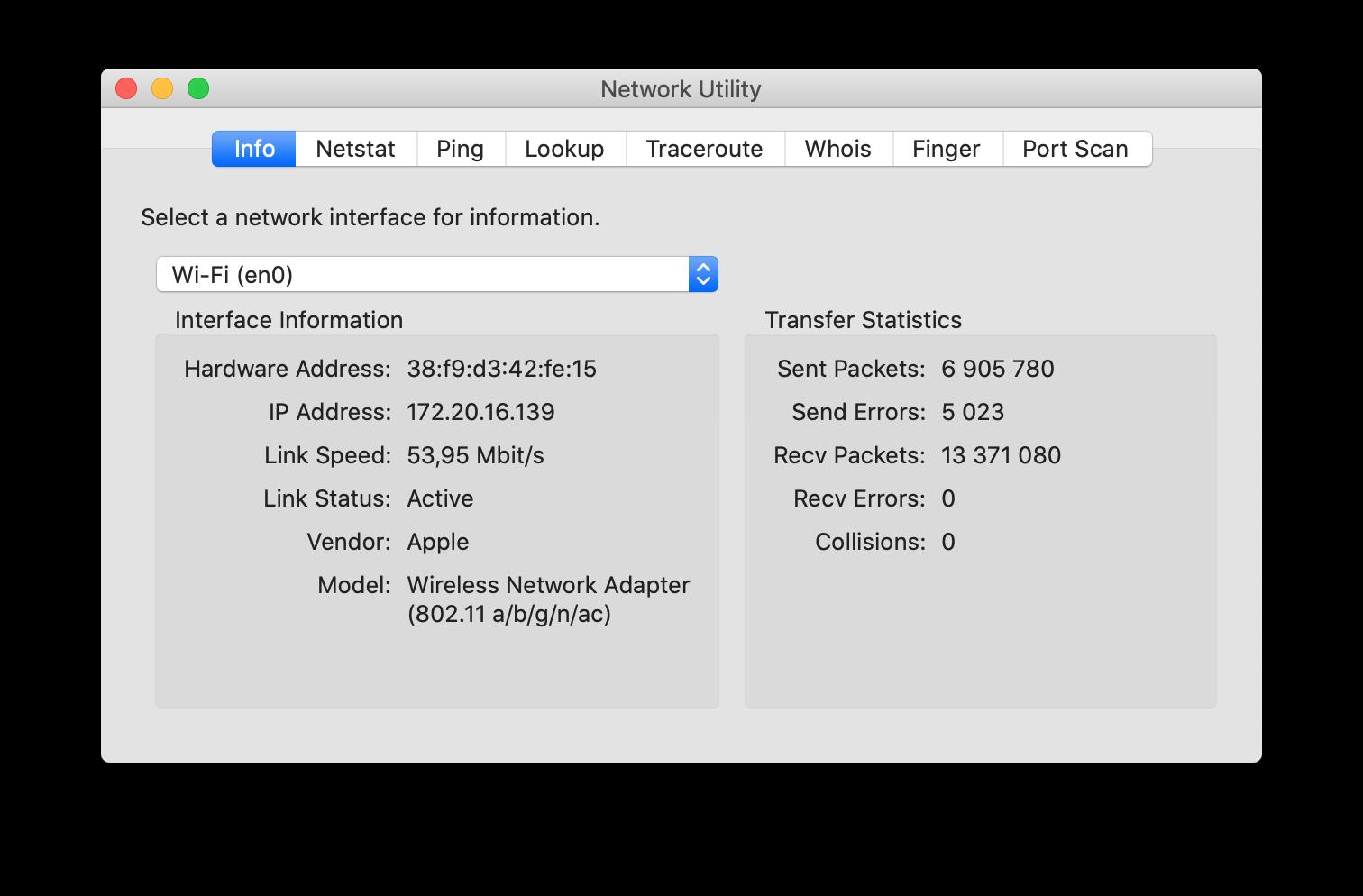 Network utility