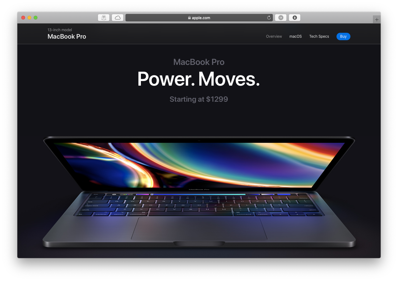 new MacBook Pro 2020 review