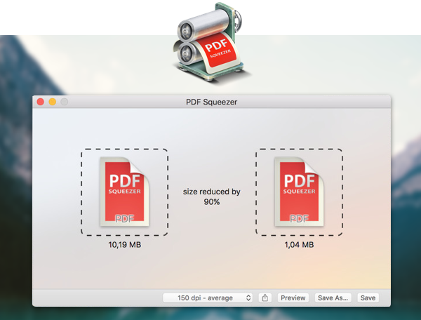 PDF Squeeze