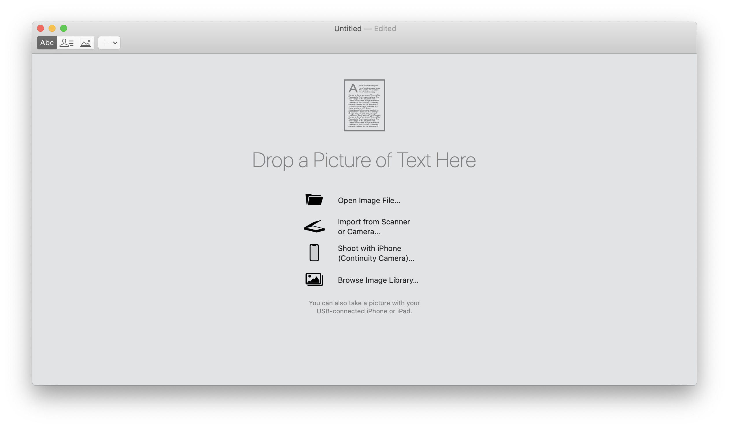 Ouvrir un fichier image PDF