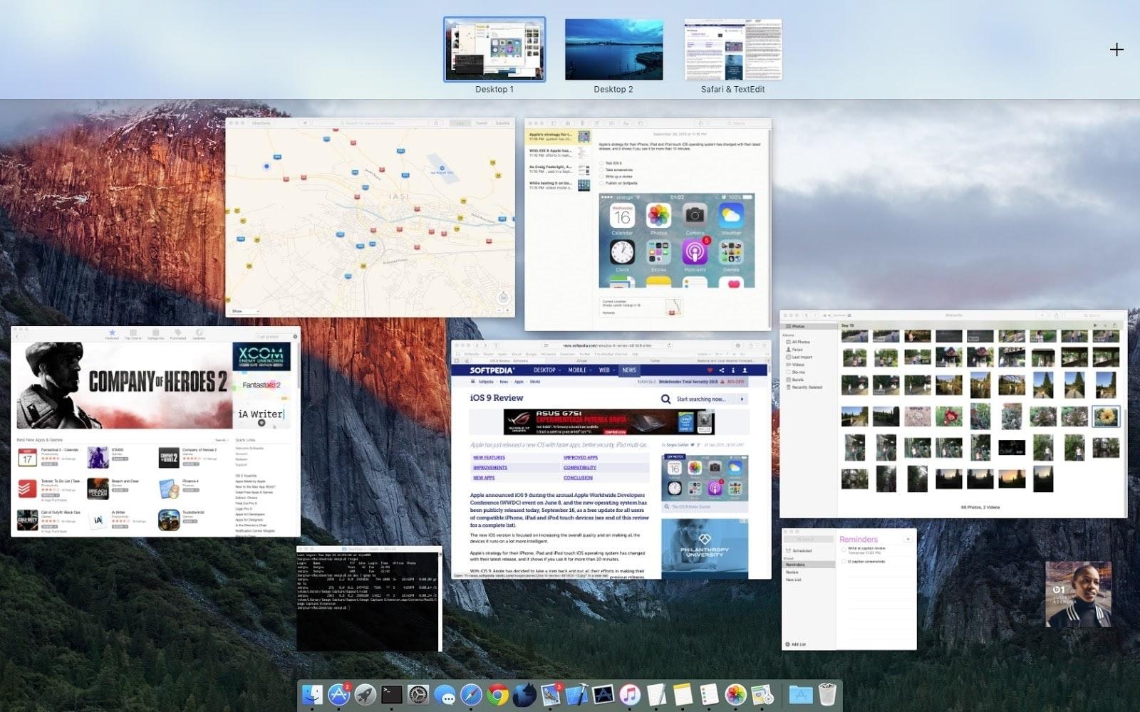 OS X 10.11 (El Capitan)