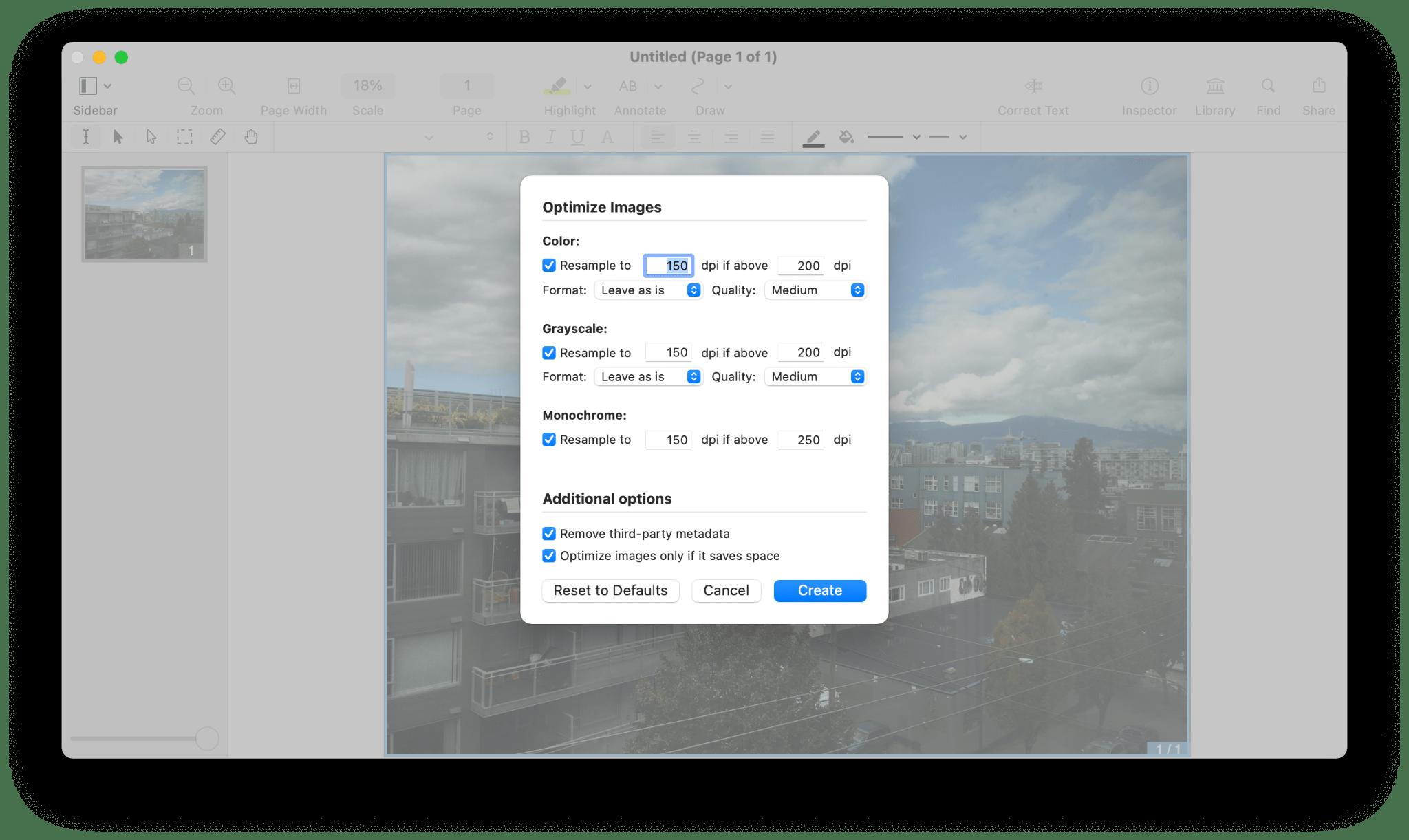 pdfpen convert heic pdf mac