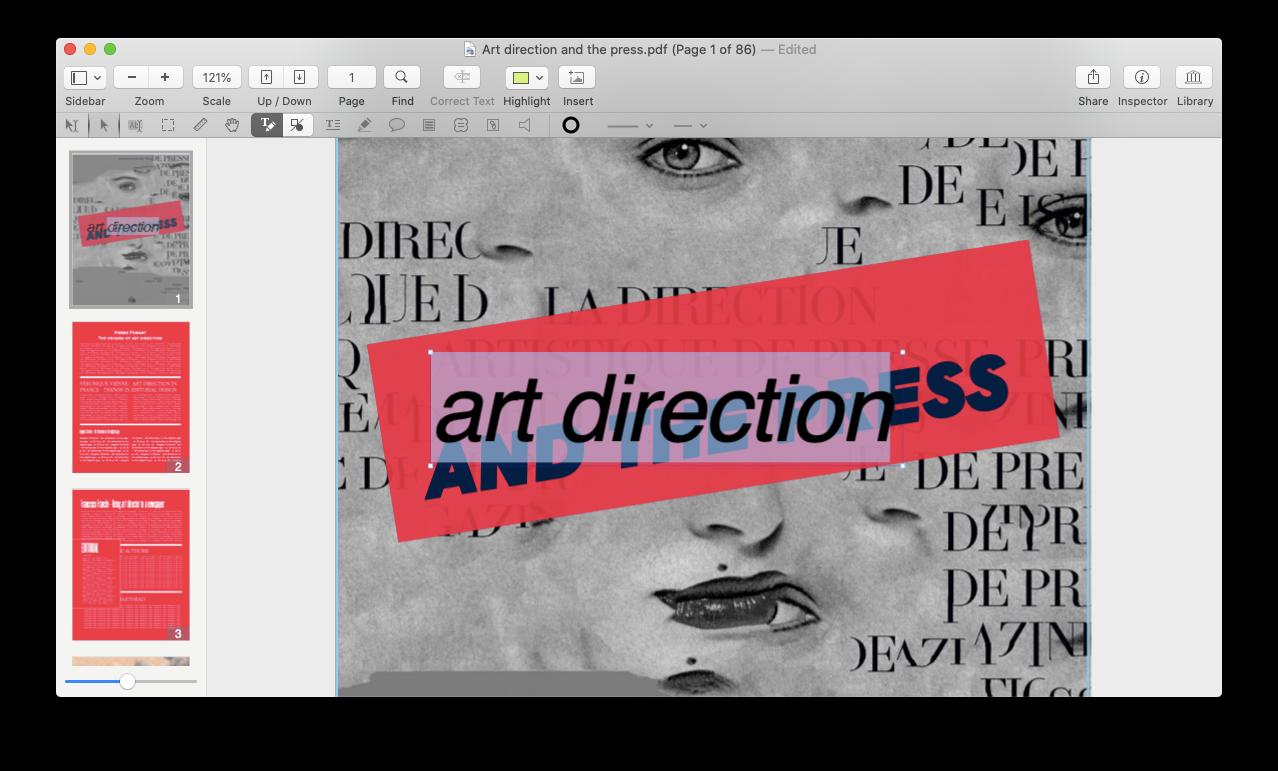 PDFpen edit PDF Mac