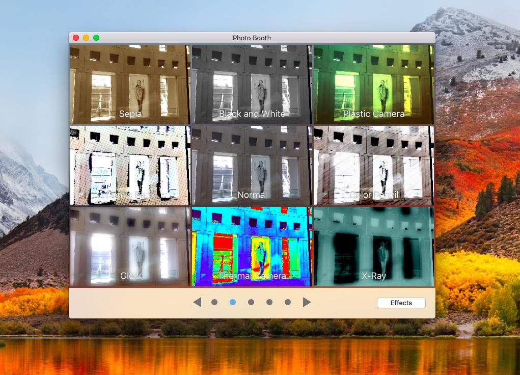 Capture video on a Mac