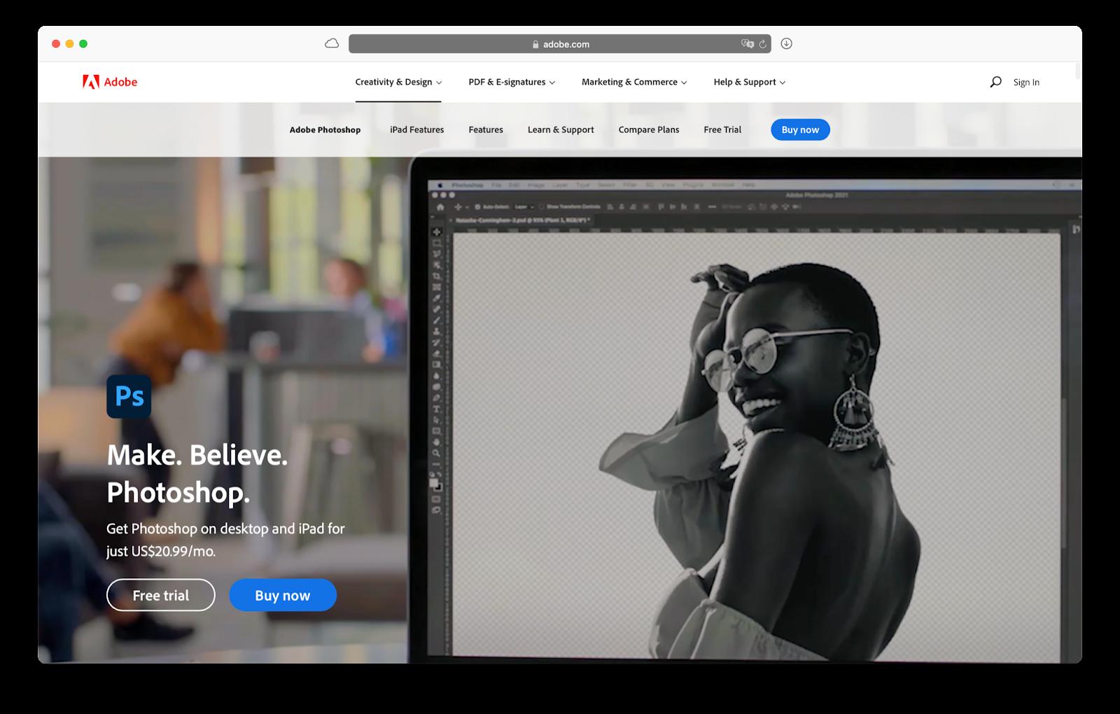 photoshop install mac
