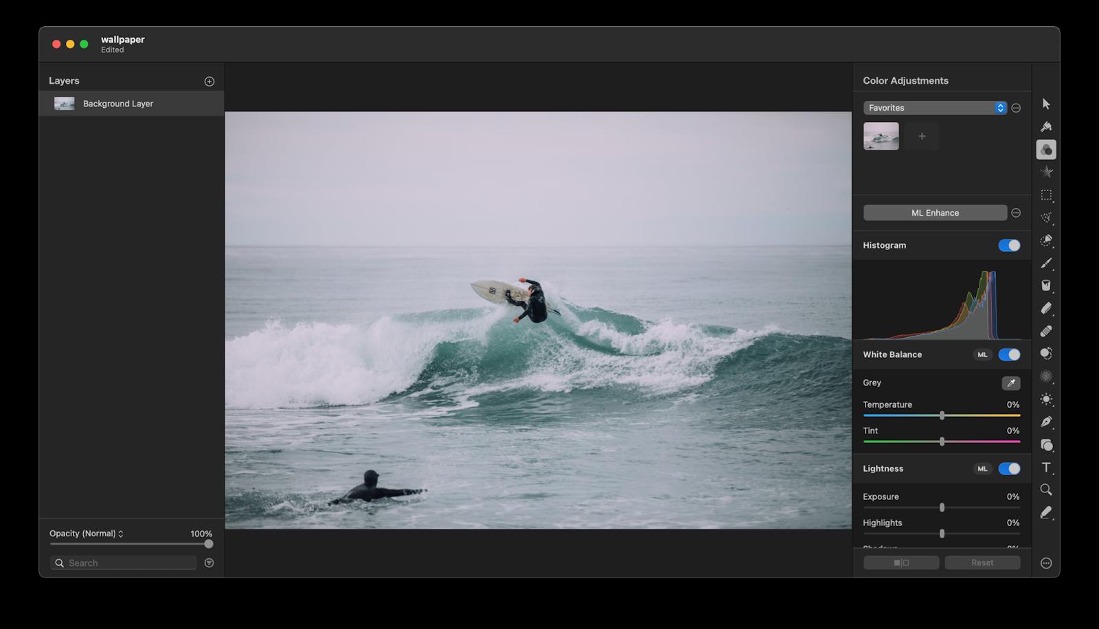 pixelmator pro photo editor mac