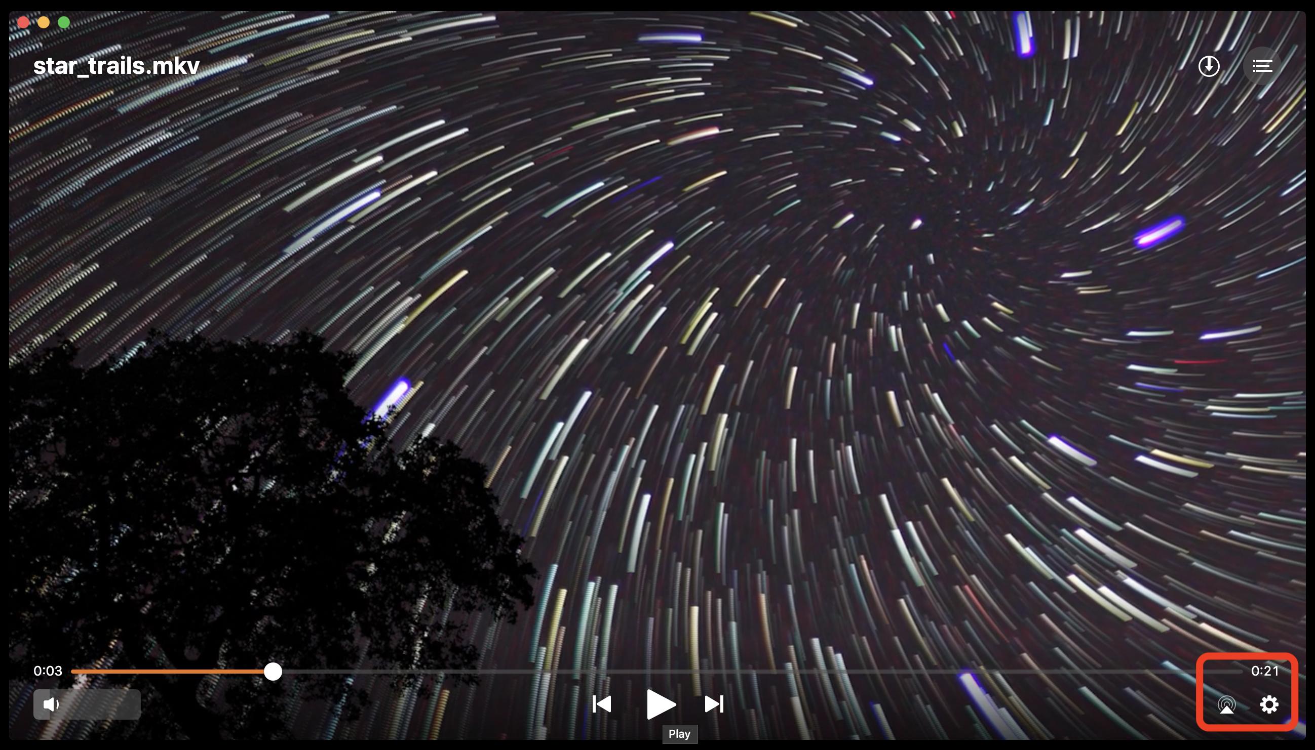 MKV-Videos auf einem Mac abspielen