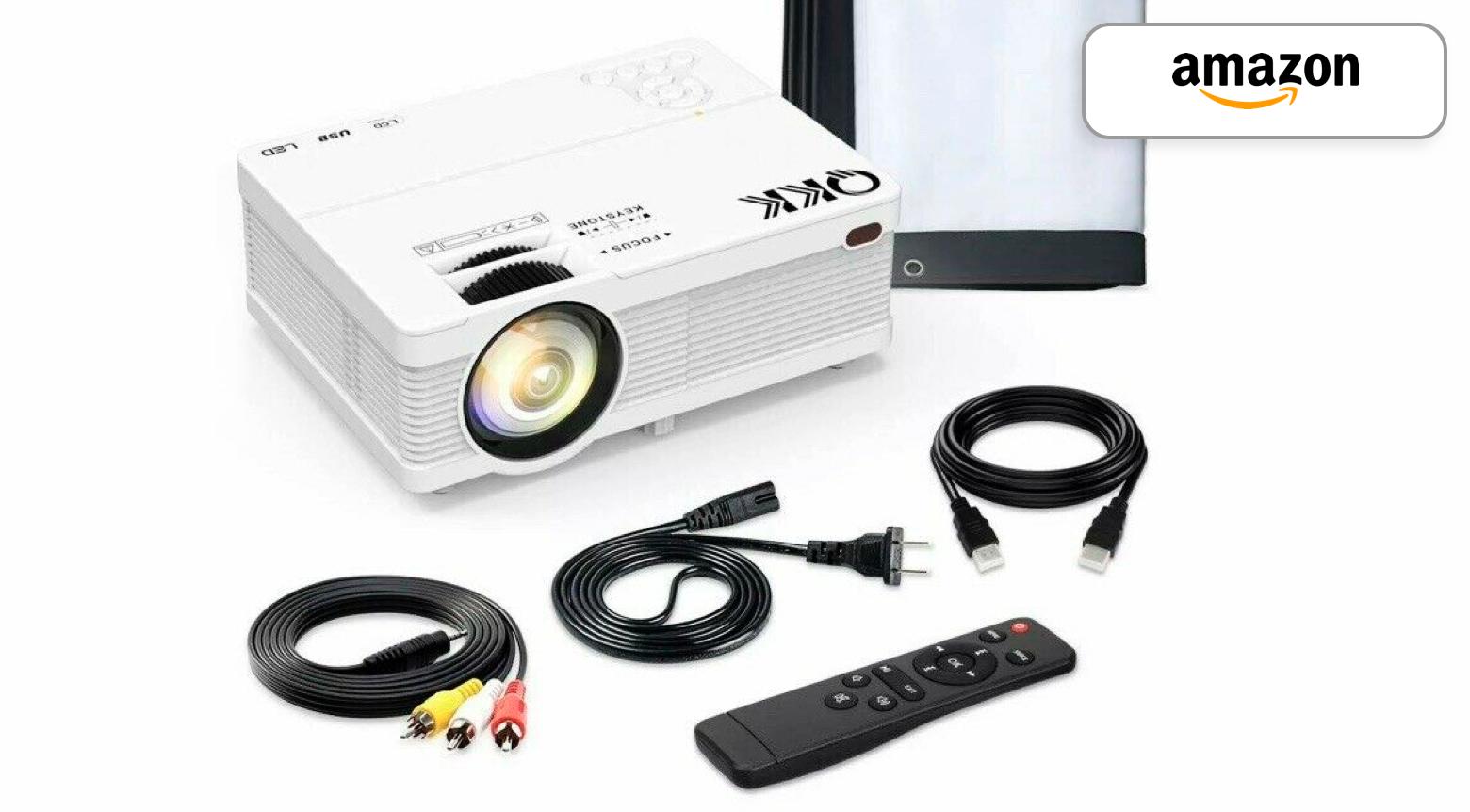 QKK portable projector