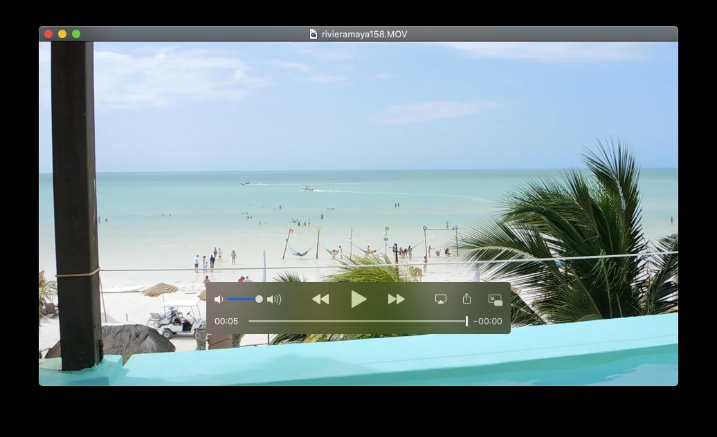 Quicktime player video Mac app