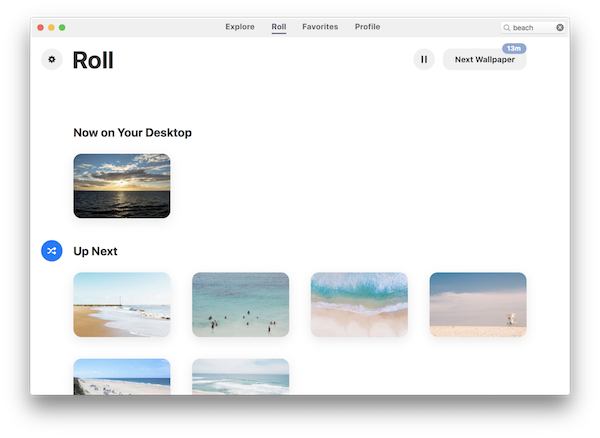 Roll your Mac's background with Wallpaper Wizard app