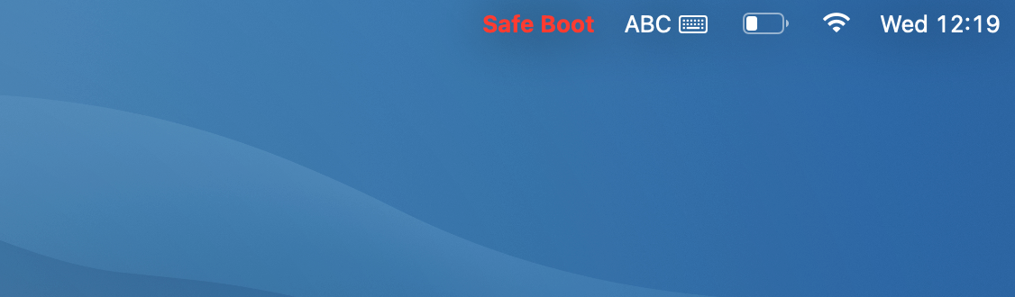 Save boot