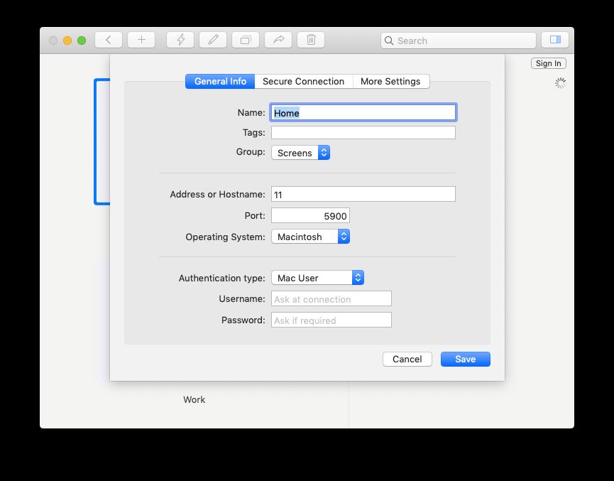 screens mac screen sharing app