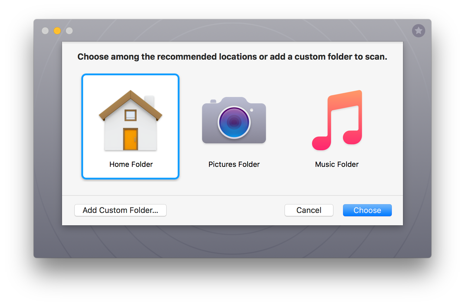 Get rid of duplicate files and folders gemini