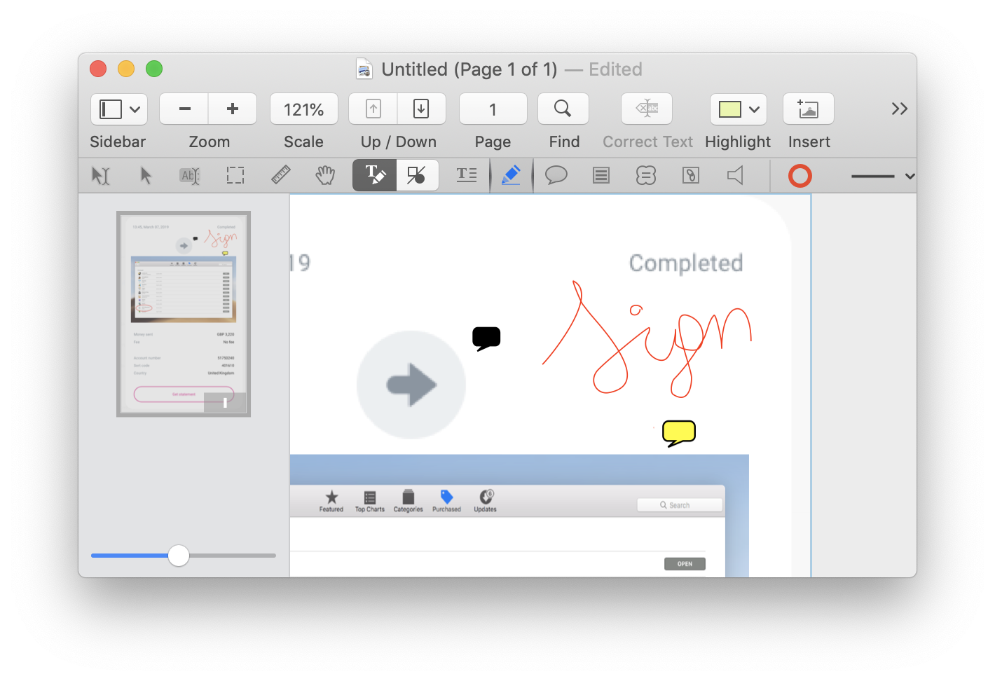Como adicionar uma assinatura a um PDF