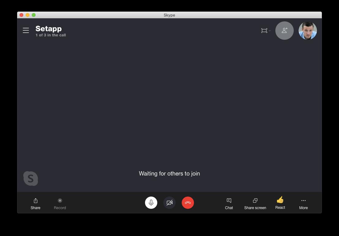 Skype record Mac call