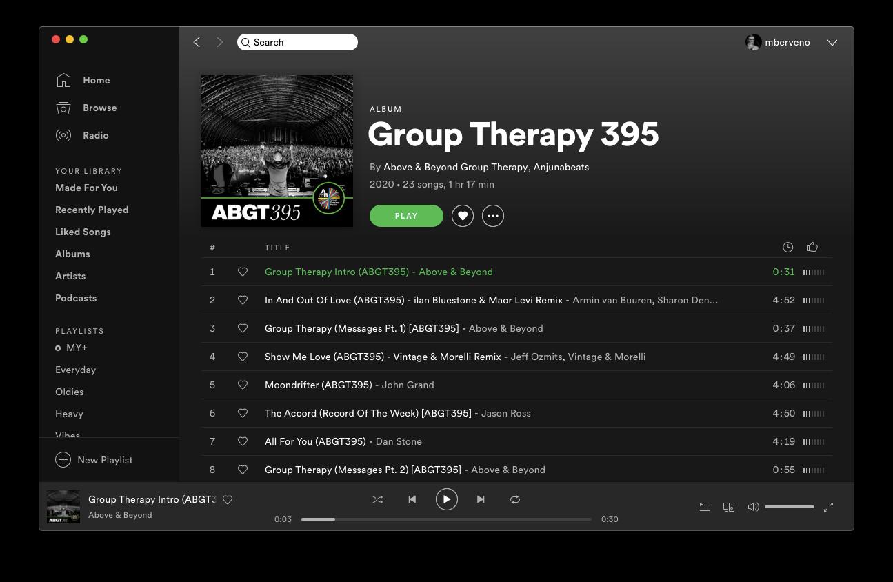 Spotify Mac download app