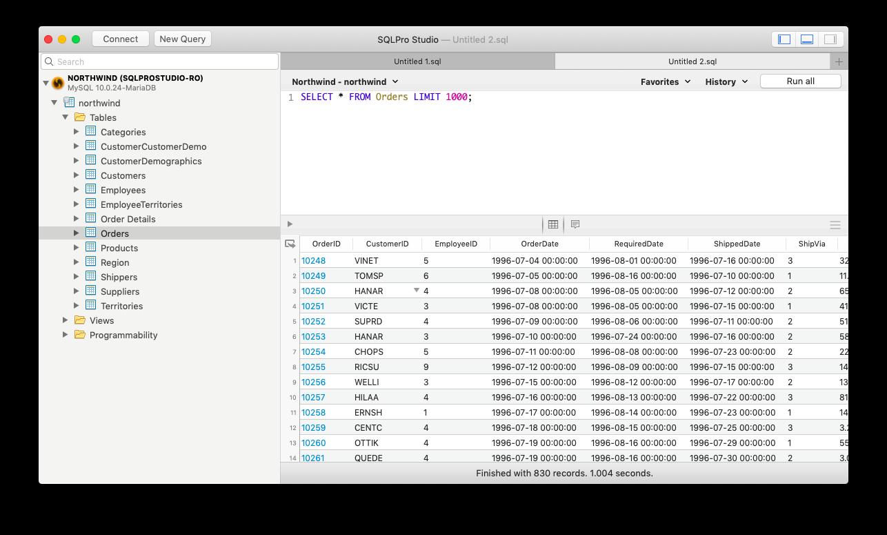 SQL tool