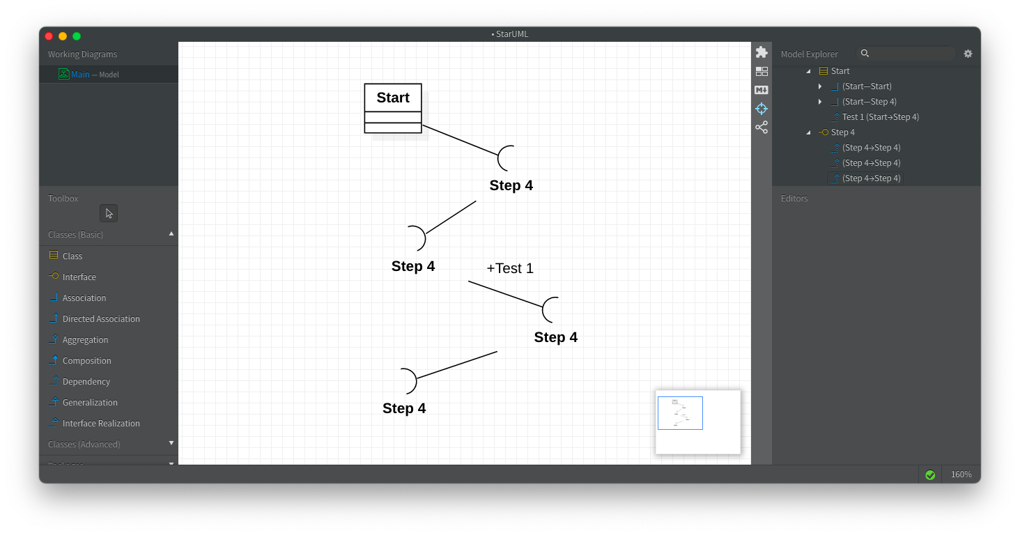 UML diagram maker