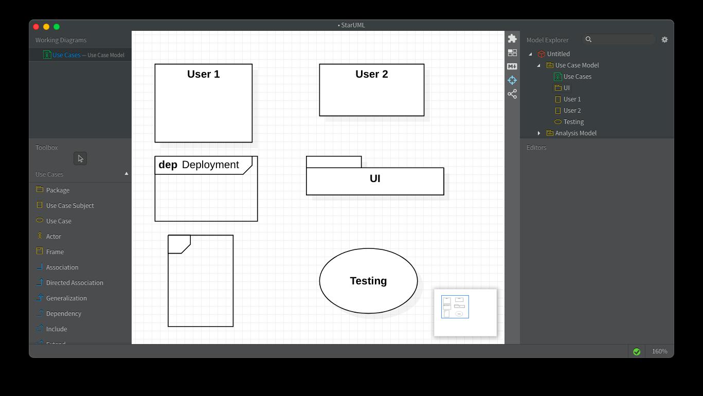 software modeling app
