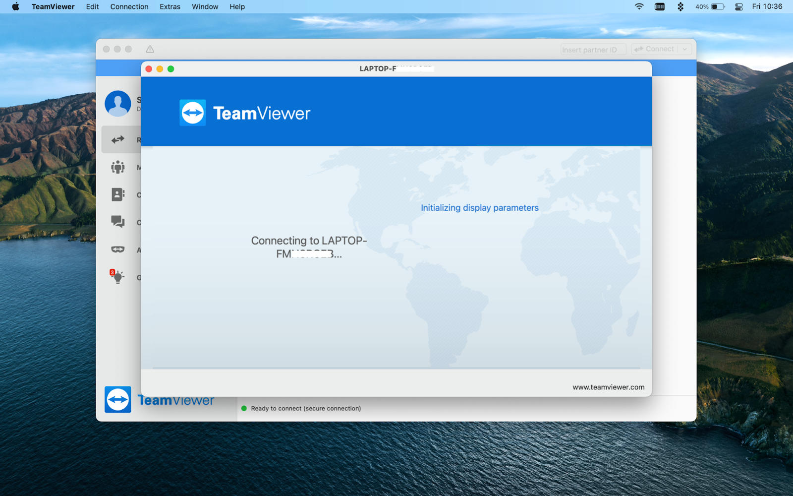 teamviewer-connecting