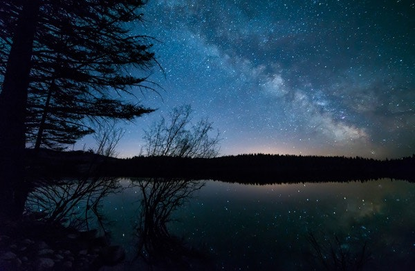 Tip 8: An example of night photography