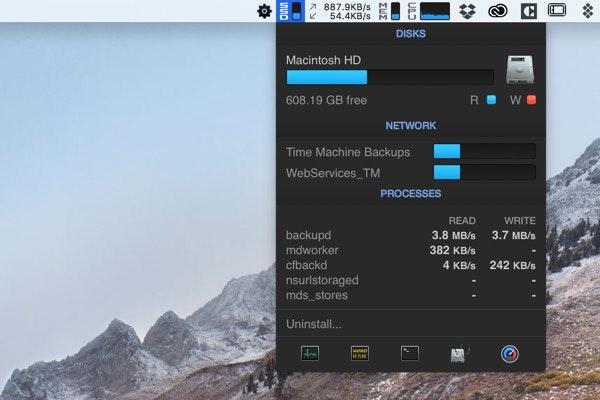 Keep tracking Mac performance