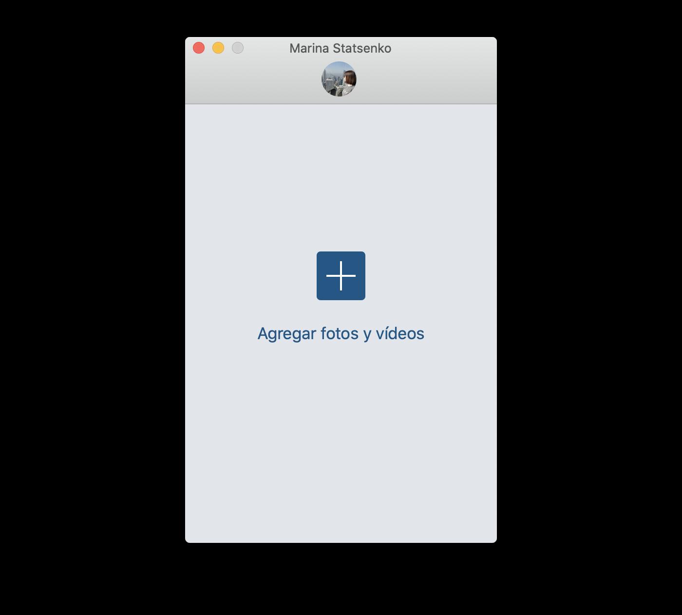 Subir fotos y vídeos a Instagram desde el Mac
