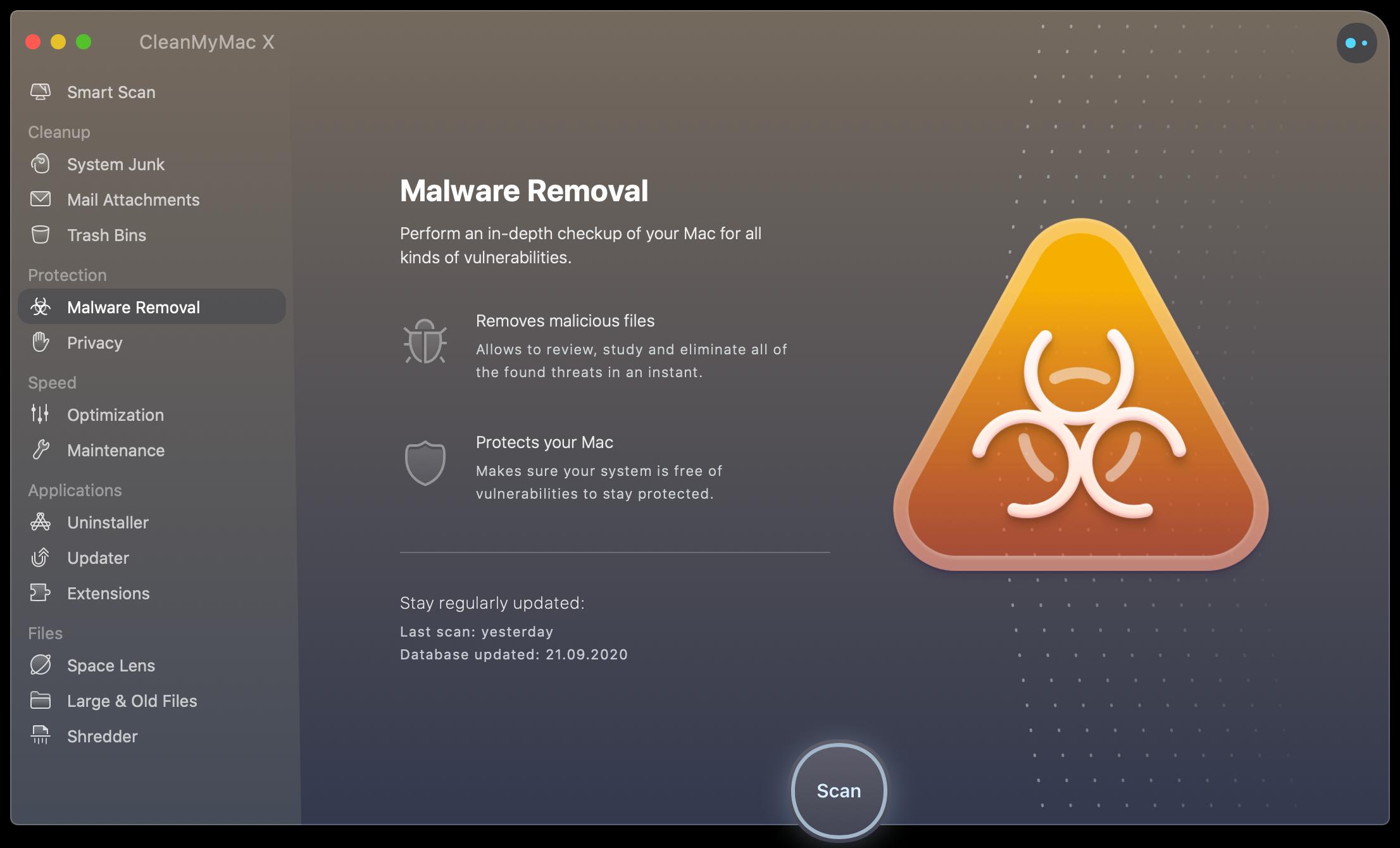 malware removal cmm