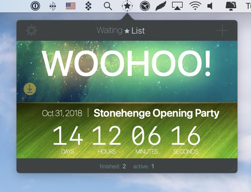 waitinglist stonehenge