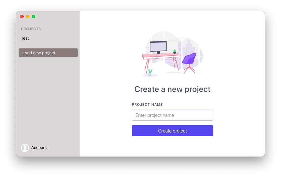 Webfont project