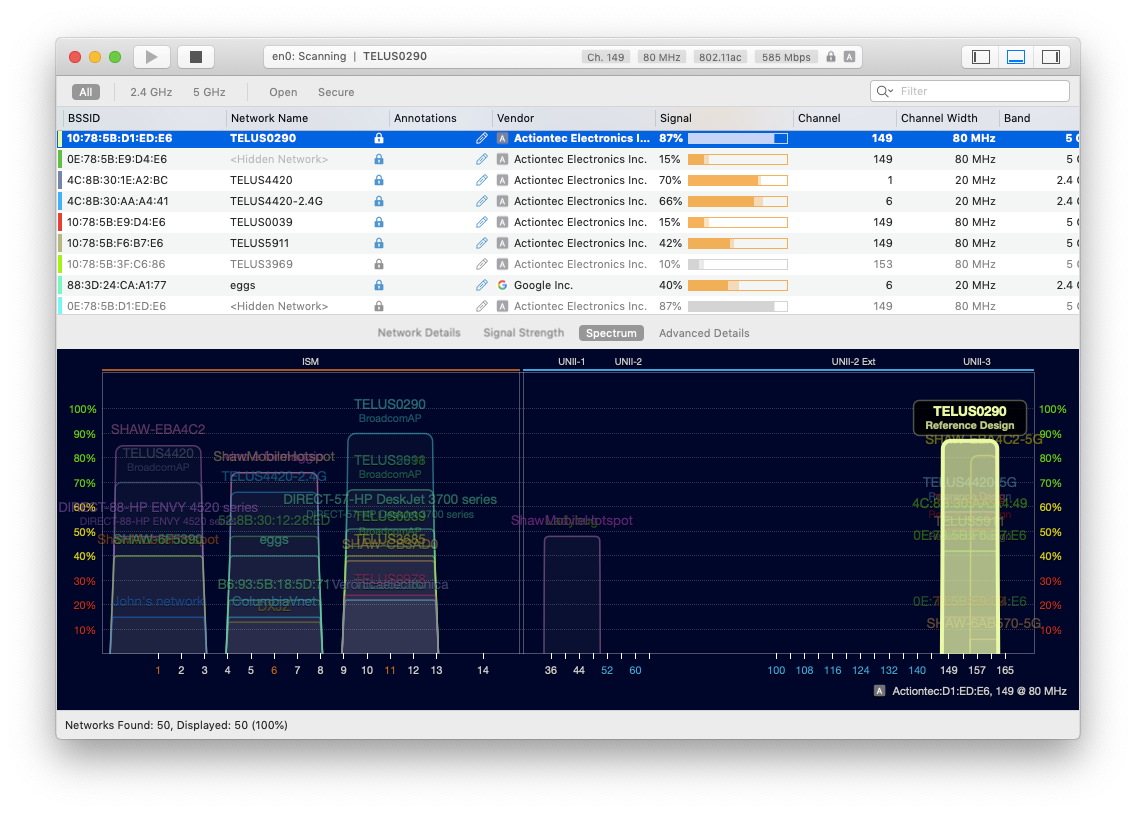 wifi explorer signal mac app