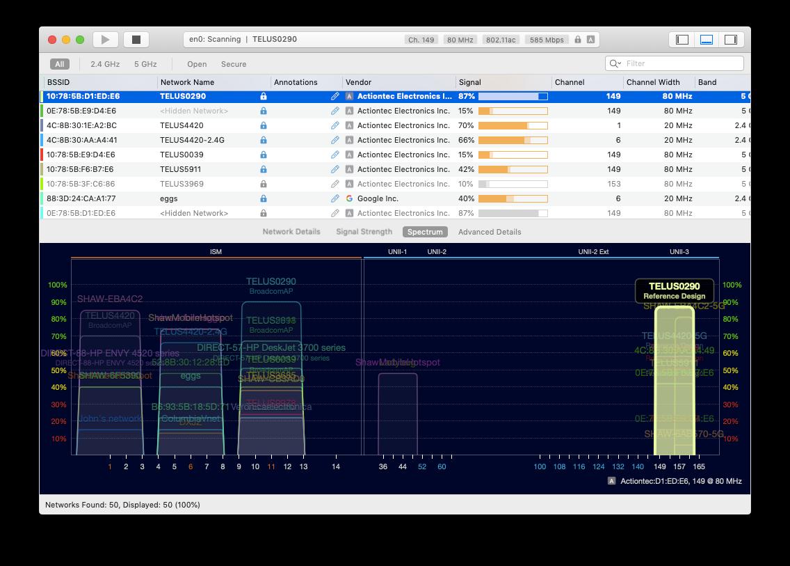 wifi explorer signal mac app
