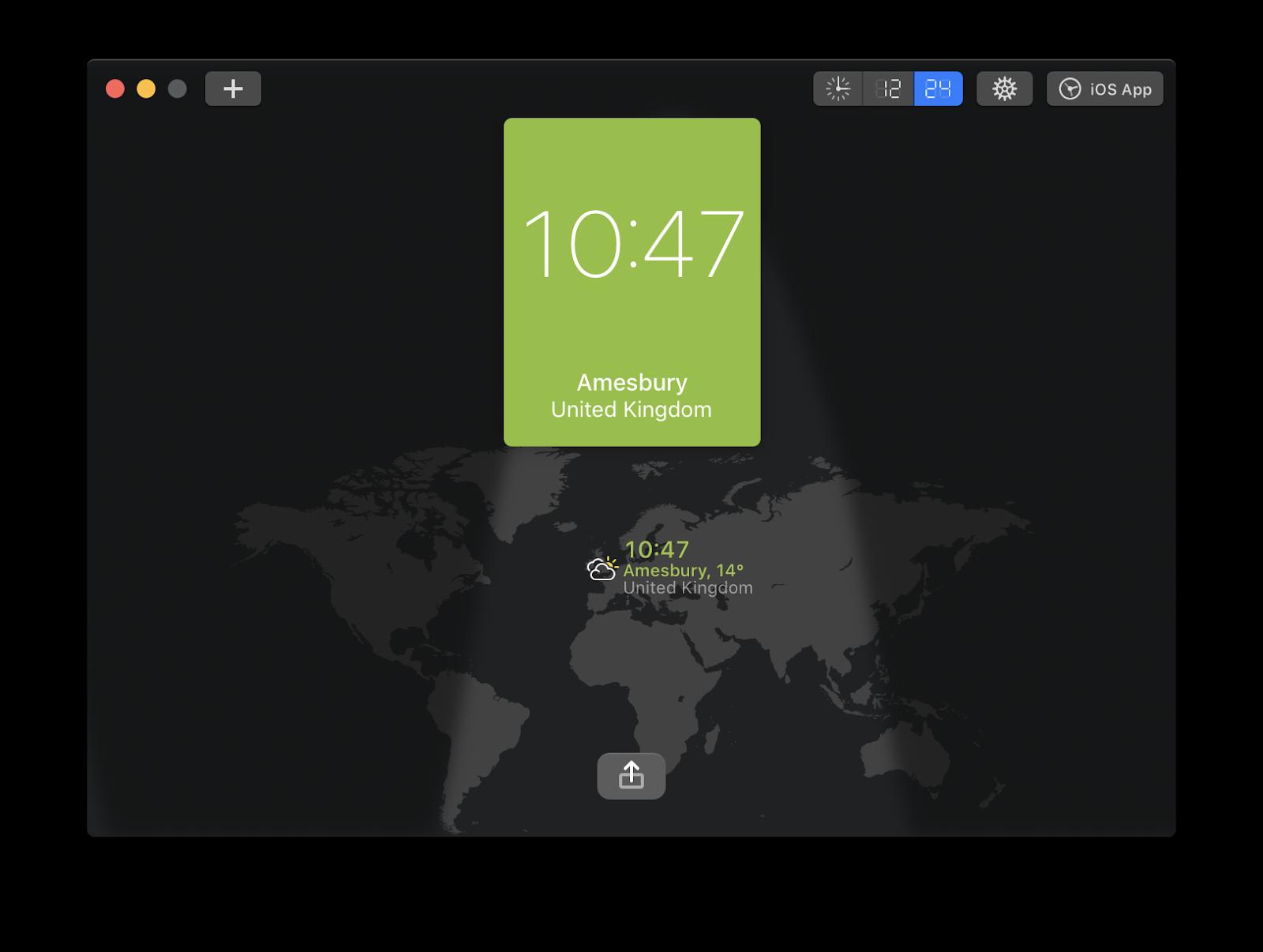 world clock pro stonehenge